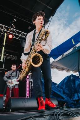 Rubblebucket - Main Stage - Day 5-1222