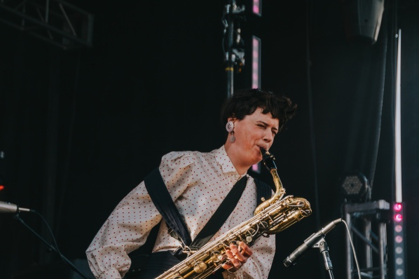 Rubblebucket - Main Stage - Day 5-2-2
