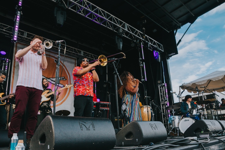 Main Stage - The Suffers - Treefort 2019-0159