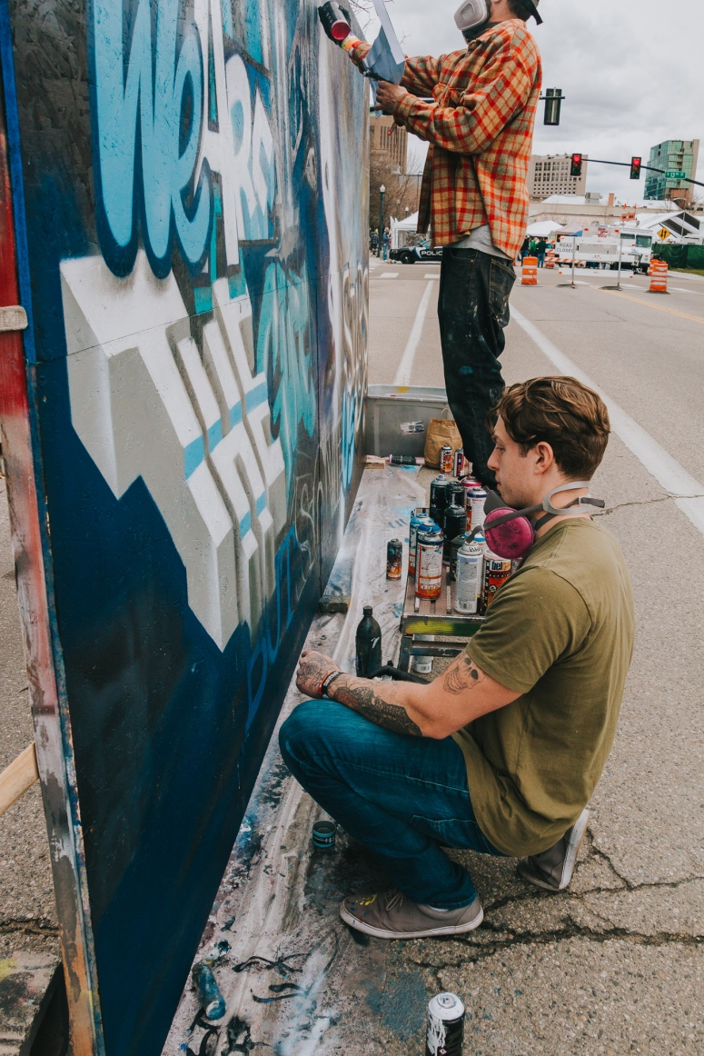 Spray Paint - The Modern - Day 4-0356